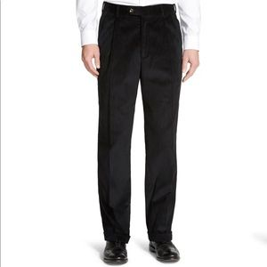 Berle Pleated Front Corduroy Pants Nordstrom NEW